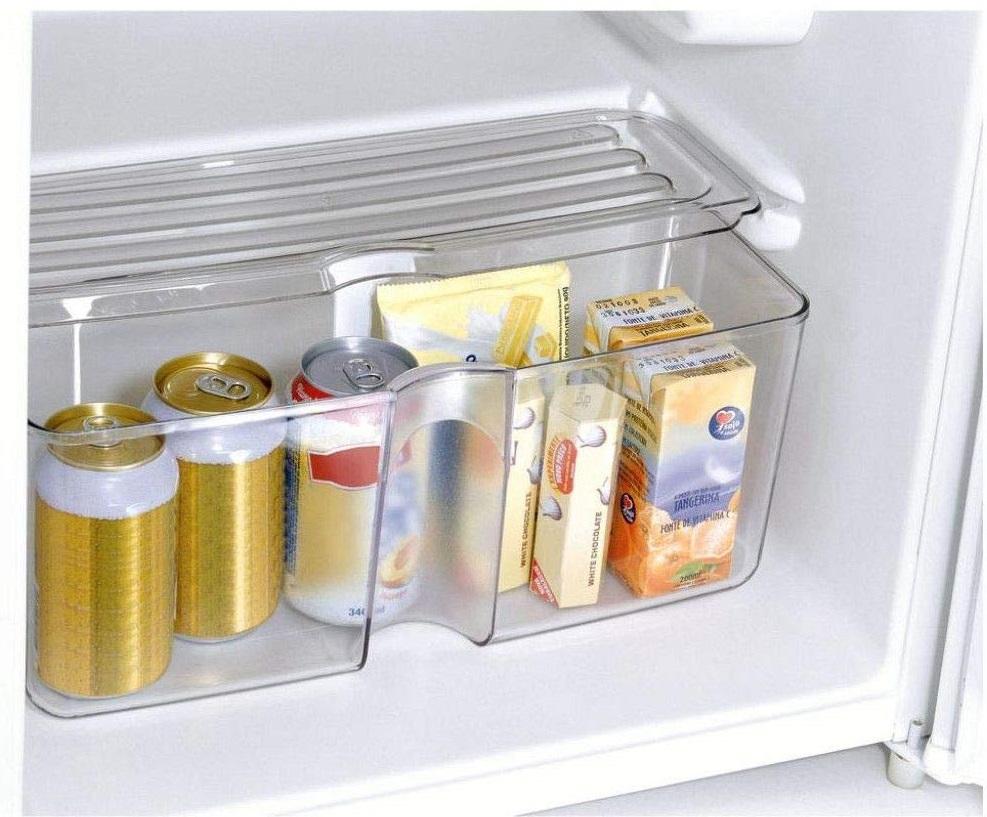Gaveta de frigobar da Consul.