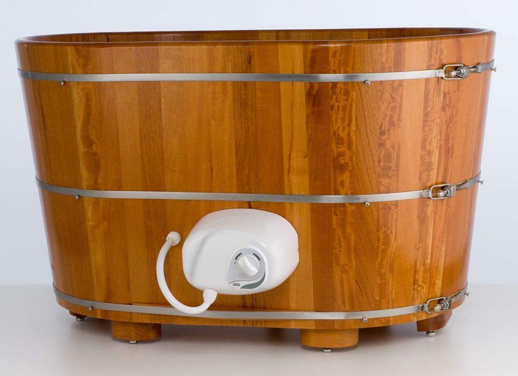 Imagem de banheira de hidromassagem com aquecedor CARDAL