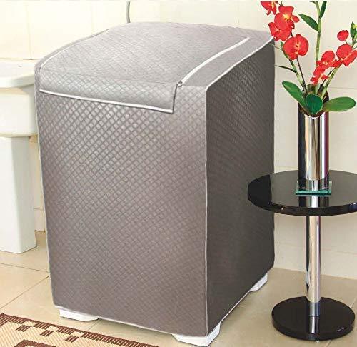 Imagem de capa para máquina de lavar decorada.