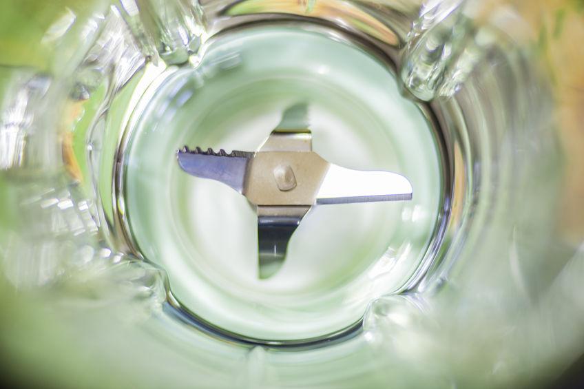 Imagem de lâminas de um liquidificador Oster