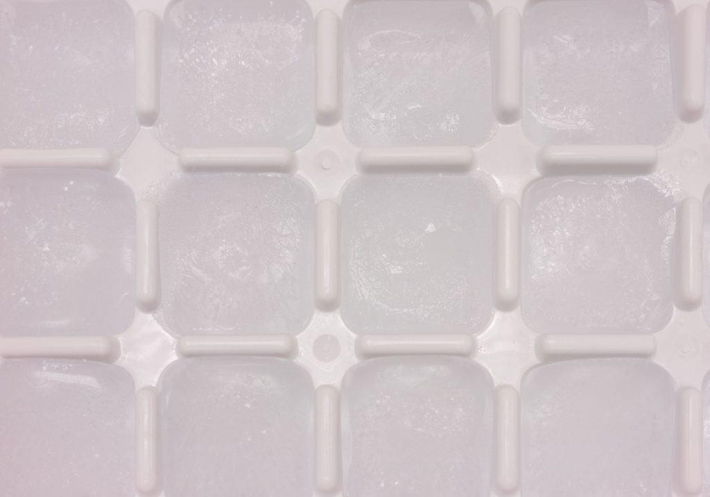Imagem de forma de gelo.