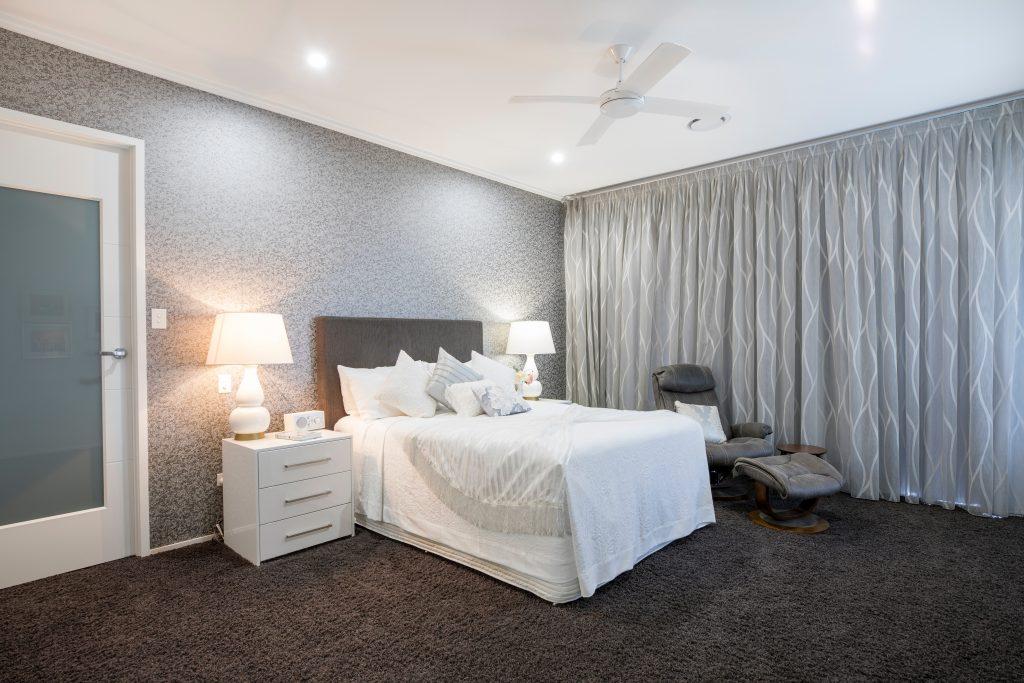 Imagem de um quarto.