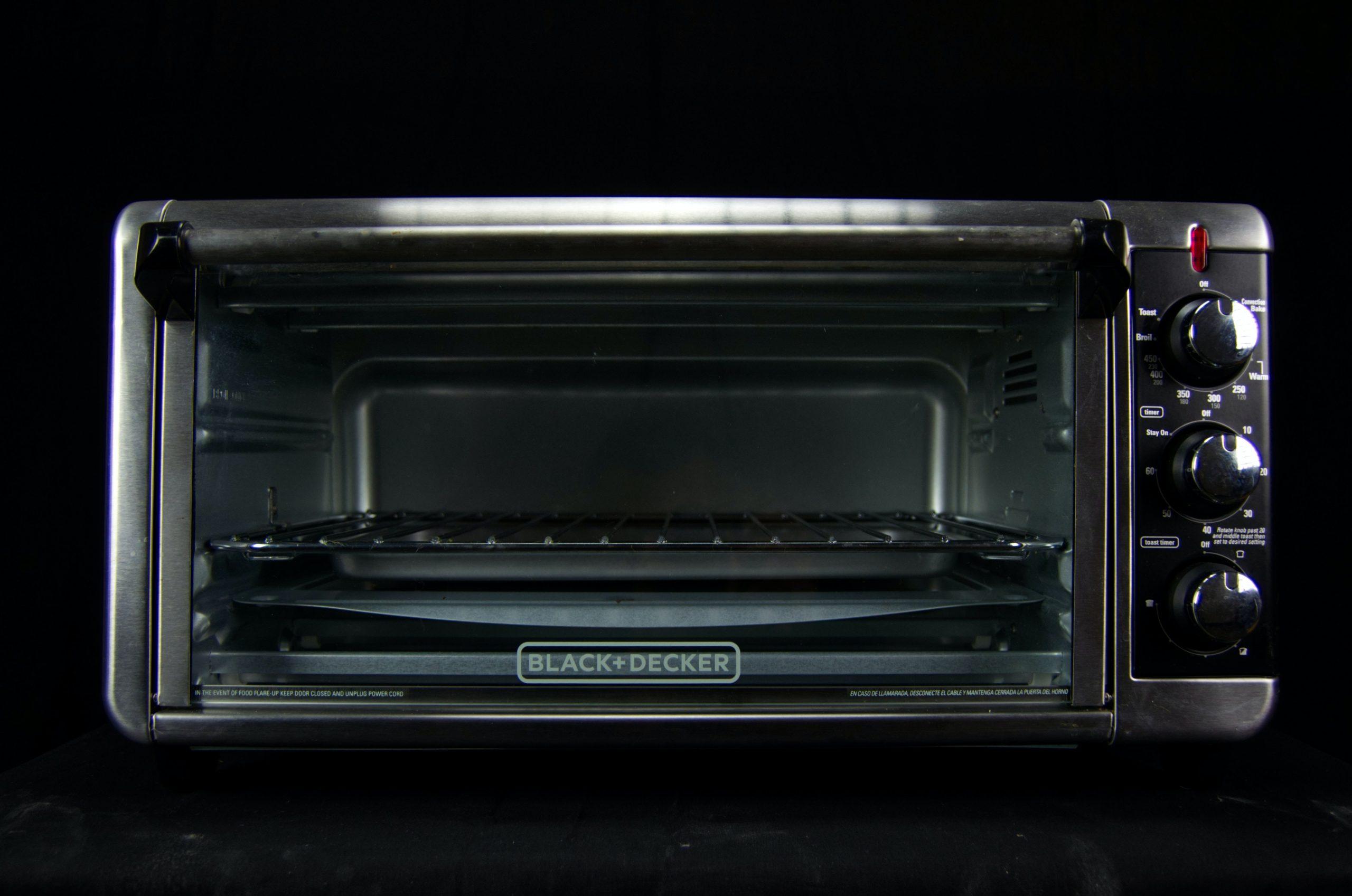 Na foto um forno elétrico.