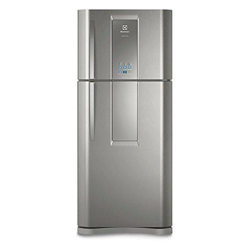 Geladeira/Refrigerador Frost Free Electrolux Inox 553L Infinity (DF82X) 127V