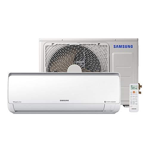 Ar Condicionado Split HW Inverter Samsung Digital 24.000 BTUs Quente/Frio 220V
