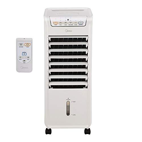 Climatizador de Ar Frio 60W, Midea Branco 110V, AKAF1