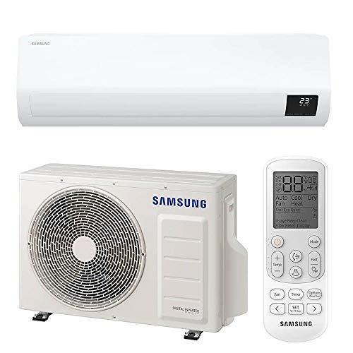 Ar Condicionado Split High Wall Inverter Samsung Ultra Quente e Frio 18000 Btus Ar18tshzdwknaz 220v 220v