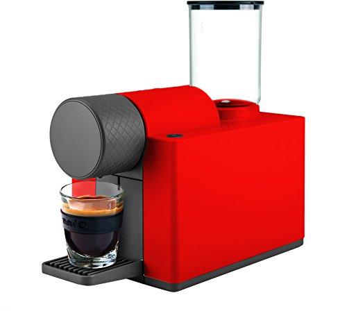 Maquina de Café 127V, Delta Q, QLIP, Vermelho