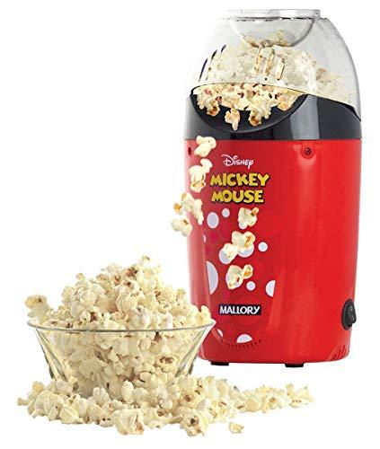 Pipoqueira Mallory Disney Mickey 127v Vermelho