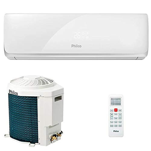 Ar Condicionado Split Hi Wall Philco 9000 BTUs Q/F 220V PAC9000TQFM9