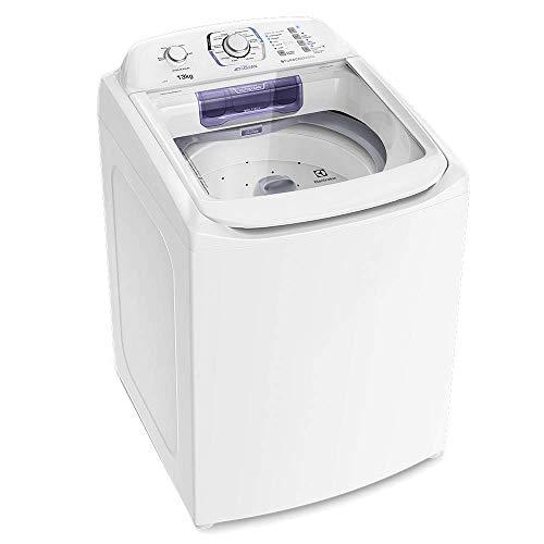 Máquina de Lavar 13kg Electrolux Turbo Economia, Silenciosa com Jet&Clean e Filtro Fiapos (LAC13) 127V